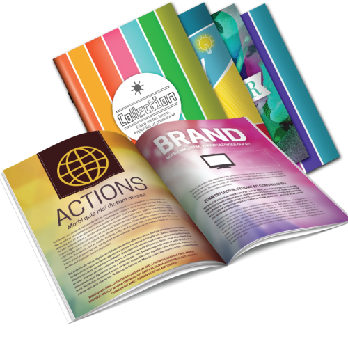Brochures and Booklets